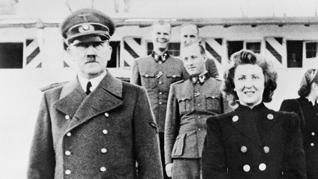 'Onderbroeken Eva Braun in Ohio te koop'