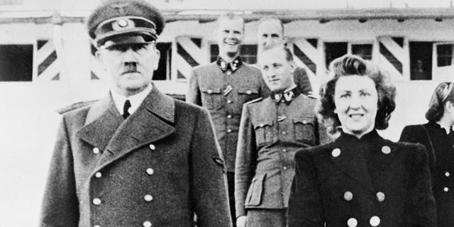 Onderbroek van Eva Braun brengt 3.250 euro op