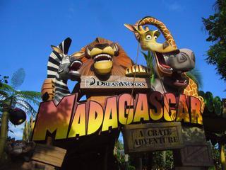 Attracties worden gebaseerd op films van Amerikaanse animatiestudio DreamWorks