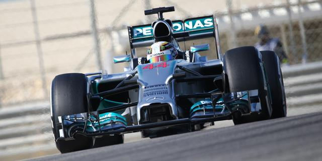 Mercedes dacht na over vertrek uit Formule 1