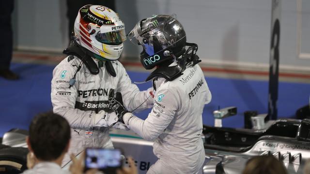 Mercedes zal geen teamorders uit gaan delen aan coureurs