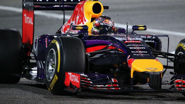 Wagen Vettel krijgt nieuw chassis voor Grand Prix Spanje