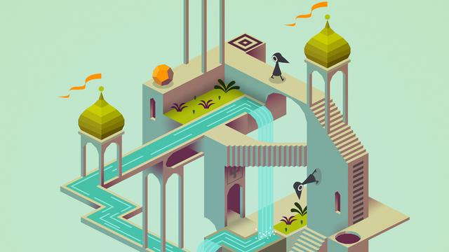 'Slechts 5 procent Android-installaties Monument Valley was betaald'