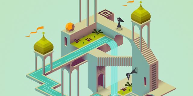 Ruim 80 procent inkomsten Monument Valley uit iOS
