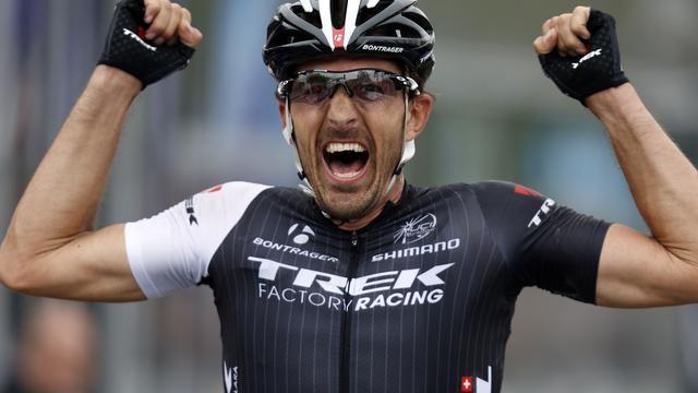 Cancellara wint opnieuw Ronde van Vlaanderen