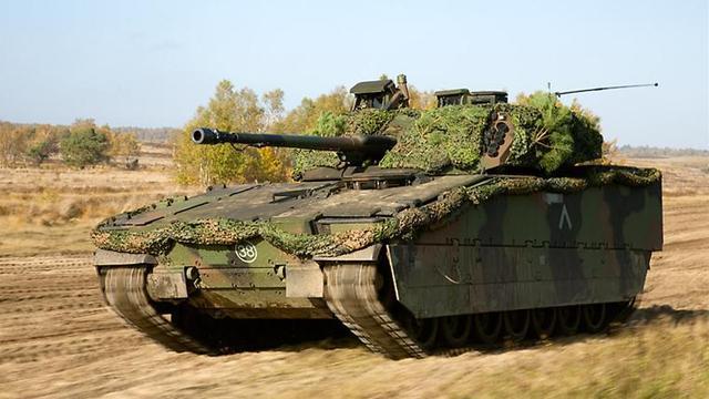 'Estland wil Nederlandse gevechtsvoertuigen'