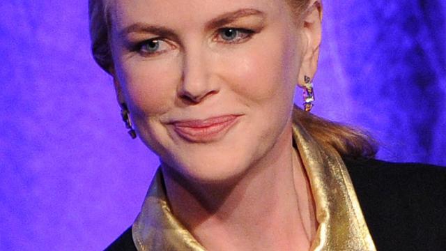 'Nicole Kidman houdt gezin bij elkaar'