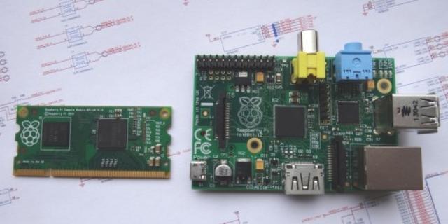 Nieuwe versie goedkope minicomputer Raspberry Pi uitgebracht