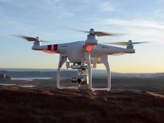 Wetgeving maakt zelfvliegende drones nog verboden in Nederland