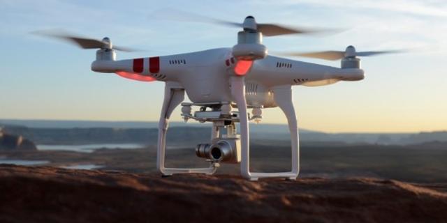 Enschede wil met autonome drones industrieterreinen bewaken