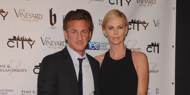'Charlize Theron in nieuwe film Sean Penn'