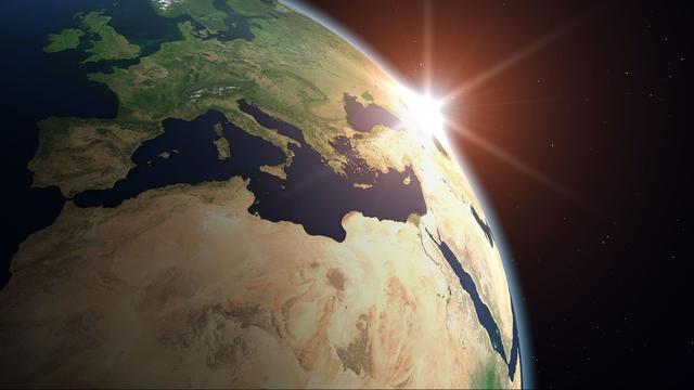 Aarde trilde miljarden jaren geleden een half uur lang