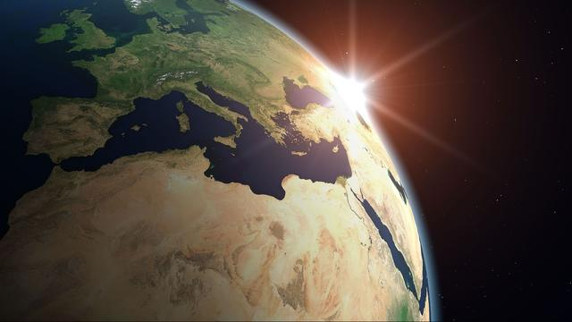 Planeet ontdekt die lijkt op de aarde