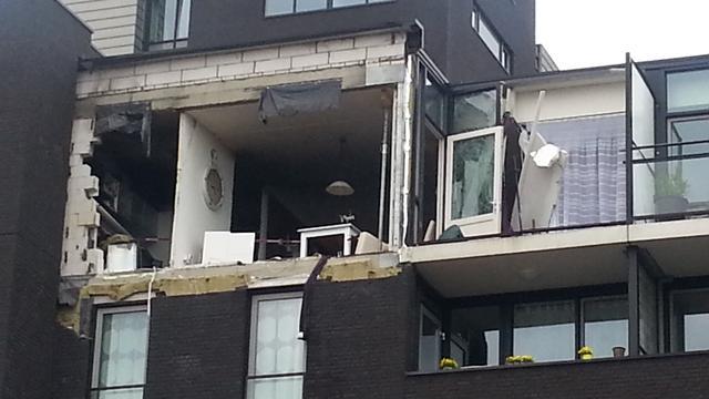 Oorzaak explosie Roermond nog onduidelijk