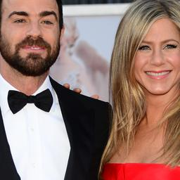 'Jennifer Aniston en Justin Theroux waren nooit getrouwd'