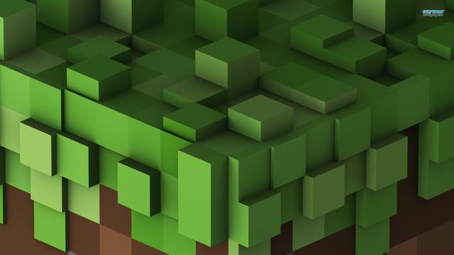 Grafische update Minecraft uitgesteld naar volgend jaar