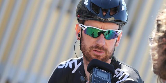 Wiggins koerst ook volgend seizoen voor Team Sky