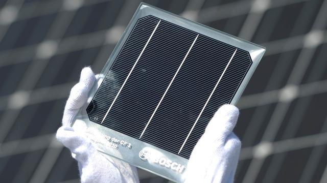 Wetenschappers verbeteren zonnecellen op nano-formaat