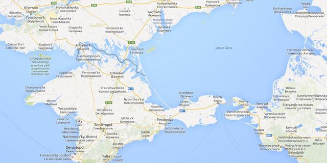 Google Maps voegt Krim toe aan Rusland