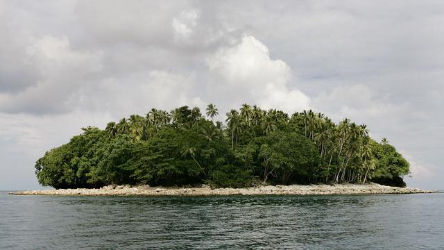 Zoektocht naar vermiste Micronesische veerboot in Stille Oceaan