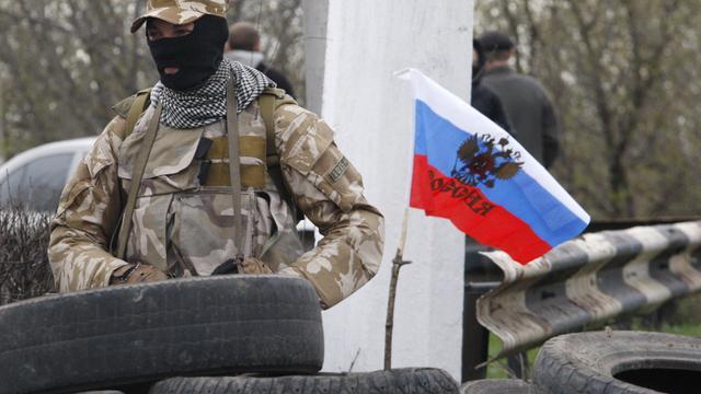 Spoedzitting Oekraïense veiligheidsraad