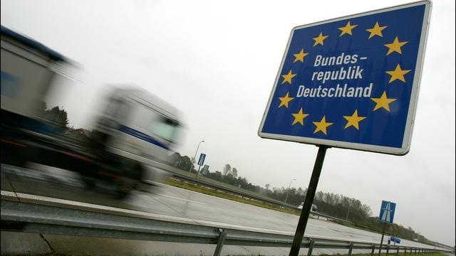 Druk vakantieverkeer op Europese wegen