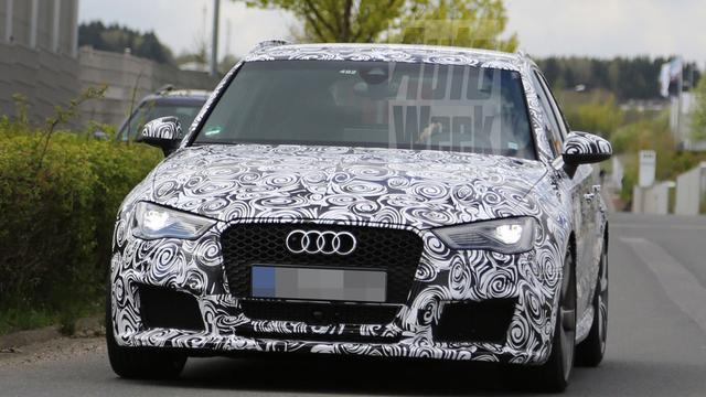 Gerucht: Audi A3 vertraagd door dieselgate