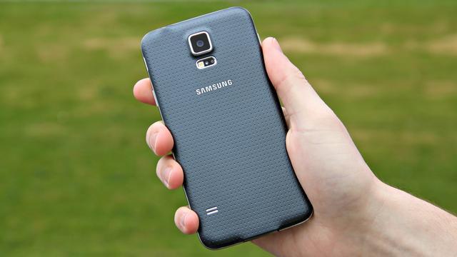 Galaxy S5: Samsung laat concurrentie dichterbij komen
