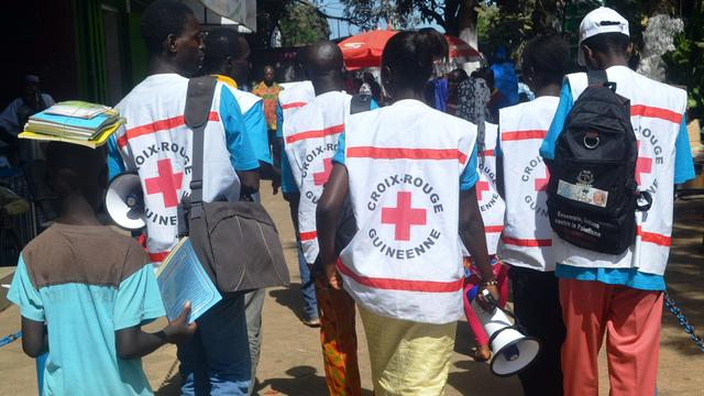 Dodental ebola in West-Afrika loopt snel op