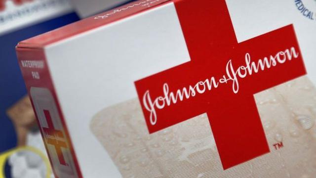 J&J praat opniew met Zwitsers farmacieconcern Actelion