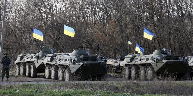 Leger Oekraïne wijst oproep tot wapenstilstand af