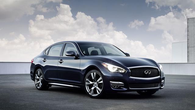 Nissan en Dongfeng bouwen auto's Infiniti