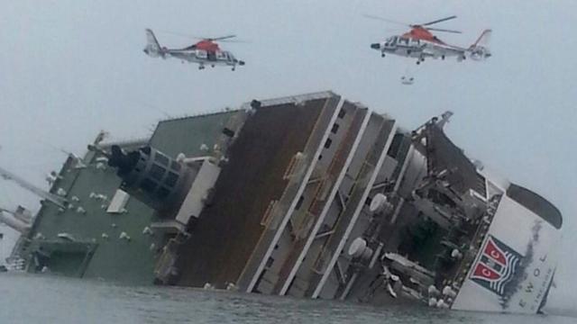 Zuid-Koreaanse veerboot 'gezonken door corruptie'