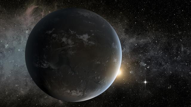 Sterrenkundigen ontdekken acht 'bewoonbare' exoplaneten