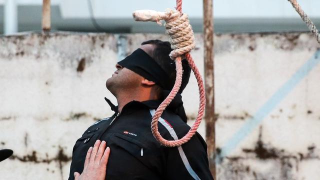 'Iran executeerde al bijna zevenhonderd mensen in 2015'
