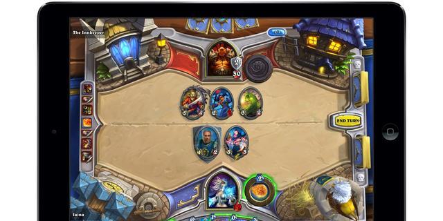 Hearthstone: Heroes of Warcraft: Verslavende iPad-kaartgame
