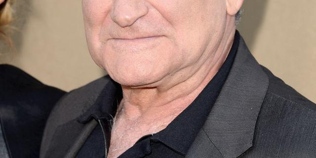 Robin Williams laat zich weer opnemen in afkickkliniek