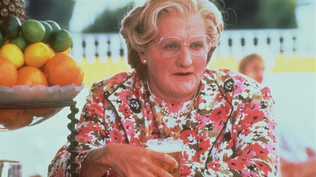 Bekijk beroemde filmscènes met Robin Williams