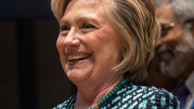 Bill en Hillary Clinton hadden schulden na vertrek Witte Huis