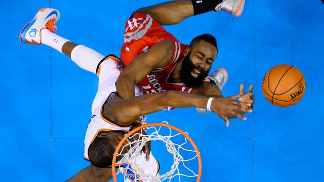 Overzicht NBA: Play-offteams in Western Conference