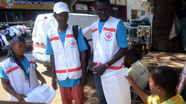 Nederlanders in ebolaregio moeten zich registreren