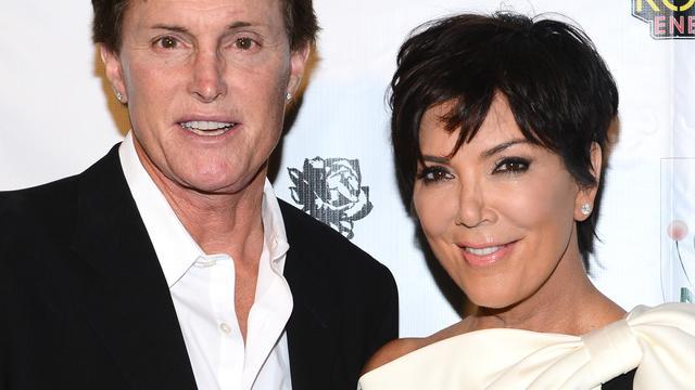 Kris Jenner heeft moeite met geslachtsverandering ex-man