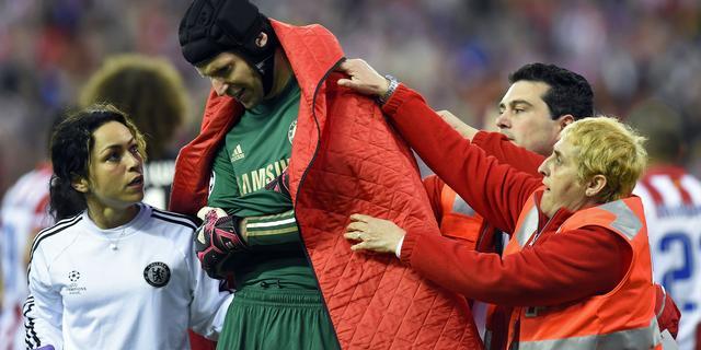 Cech kan toch spelen tegen Atletico Madrid