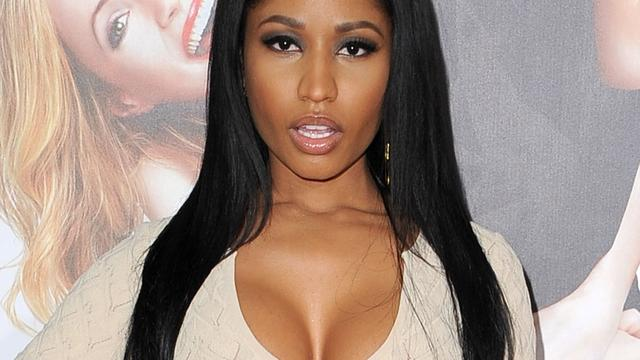 Nicki Minaj presenteert MTV EMA in Glasgow