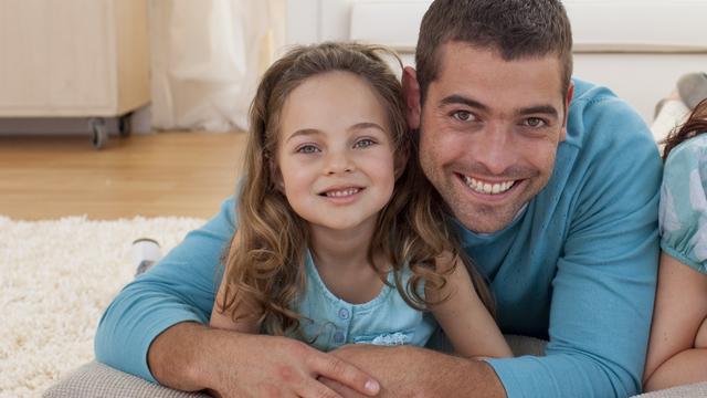 'Angstige vader zorgt voor angstig kind'