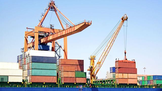 Weg vrij voor vervoer zeecontainers