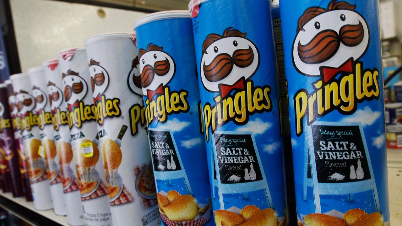 Kellogg stores stock of Pringles and cornflakes for 'no deal Brexit