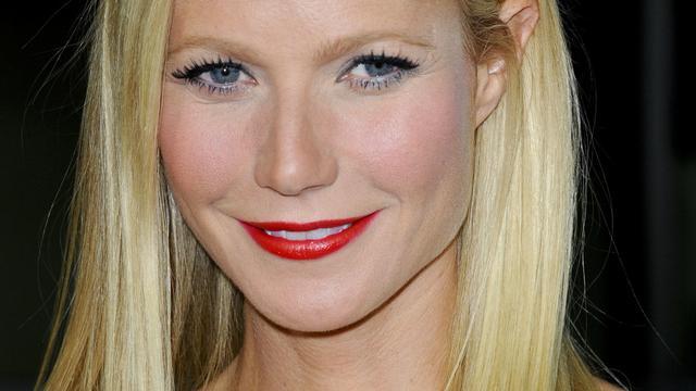 Gwyneth Paltrow werkt samen met biologisch make-up merk