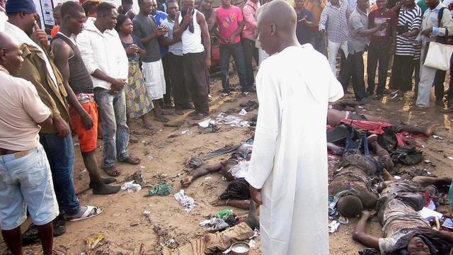Tientallen doden bij bomaanslag in Nigeria