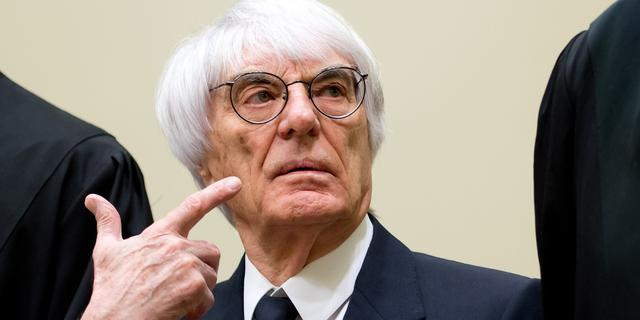'Ecclestone ontdook Engelse belasting voor 1,5 miljard euro'